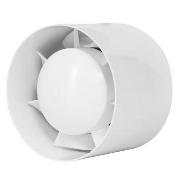 Ventilaator Extra EK100 torusisene taimeriga