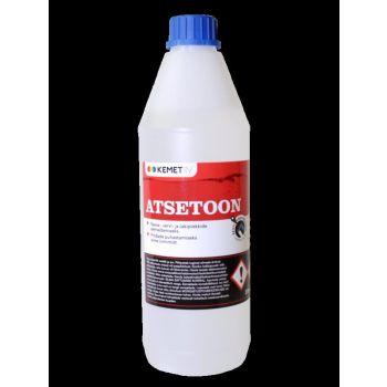 Atsetoon 0.5L
