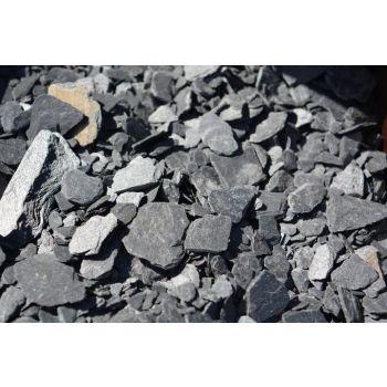 Dekoratiivkiltkivi purustatud must 5/30 8kg 4741280150820
