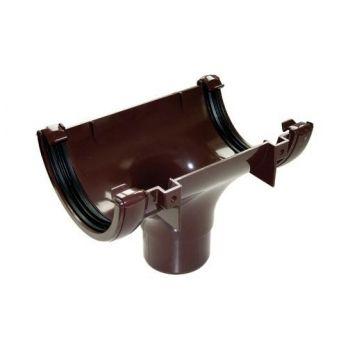 Vihmaveerenni toru allatulek ümar 112mm pruun