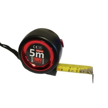 Mõõdulint 5m/25mm Compact 4743217007252
