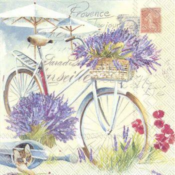 Salvrätikud Provence Toujour
