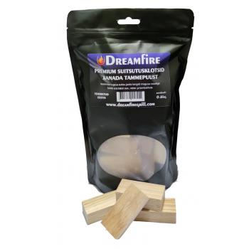 Dreamfire® premium suitsutusklotsid Kanada tamm 4741280158222