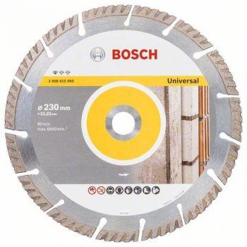 Teemantketas Bosch universaal 230mm