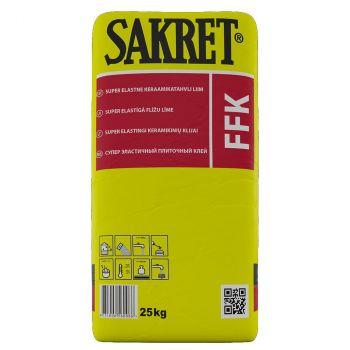 Plaadisegu Sakret FFK 5 kg