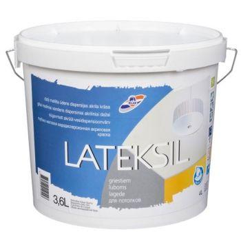 Akrüülvärv Lateksil 3,6L