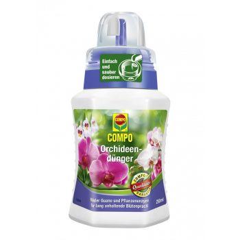 Väetis Compo orhideele 250ml 4008398240608