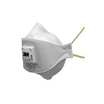 Respiraator 3M volditav, klapiga FFP1