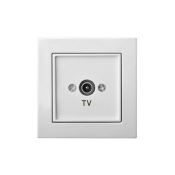 TV pesa Epsilon raamita valge 4770025869673