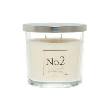 Küünal lõhna klaastopsis Nr.2