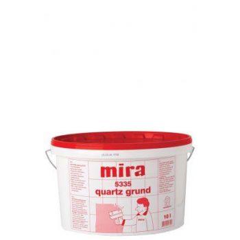 Nakkekrunt dekoratiivkrohvile Mira 5335 quartz grund 15kg 5701914533503