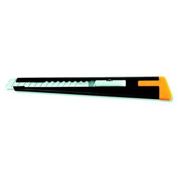 091511100181 Nuga murtavate tergadega, OLFA 180-BLACK 9mm
