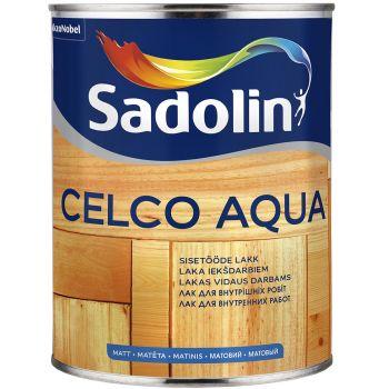 Seinalakk Sadolin Celco Aqua 10 1L, matt