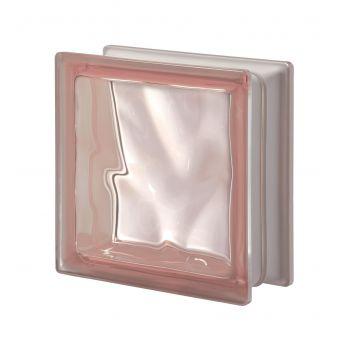 Klaasplokk Pegasus 19/O roosa