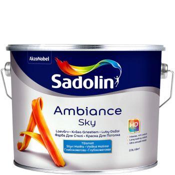 Laevärv Sadolin Ambiance Sky 2,5L, valge