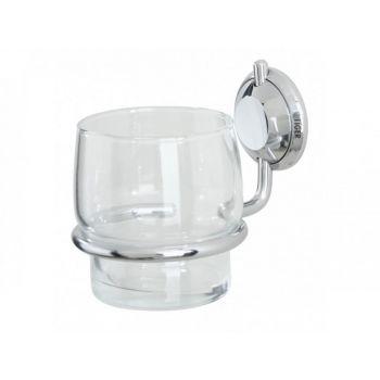 Klaasihoidja Torino 1 klaas kroom