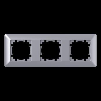 Pistikuraam Mikro 3-ne hõbe