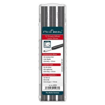 4260056155369 Pliiatsisüdamik PICA BIG Dry, puidule 2H (12/tk pakk)