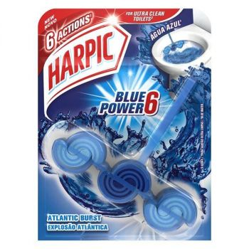 WC seep Harpic Blue Wave 39 G 5601217130693