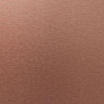 Alumiinium-komposiitplaat 3000x610x3mm matt valge/harjatud vask 4742486007208
