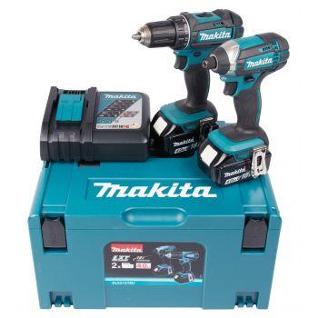 Combokit Makita DLX2127MJ DLX2127MJ 088381813716