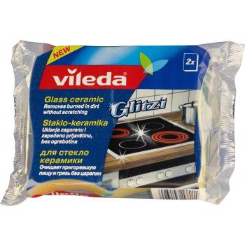 Keraamilise pliidi puhastusvammid Vileda 2tk 4023103136014