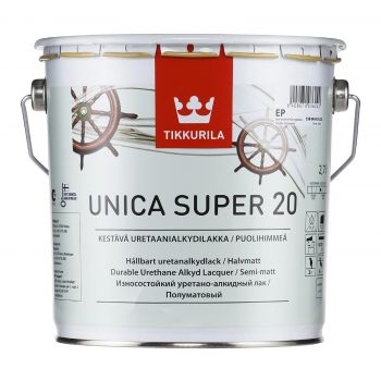 Unica Super 20 2,7L poolmatt