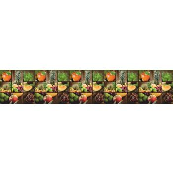 Köögitagaseina dekoratiivplaat 319 troopilised viljad 4603739777319