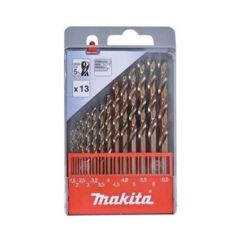 Metallpuuride komplekt Makita D-57180 088381462280
