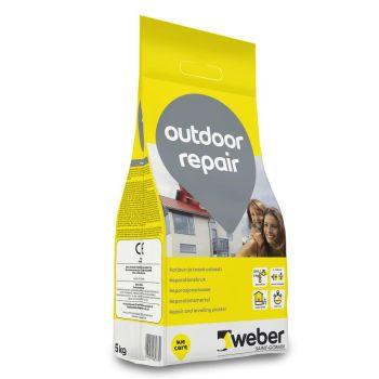 Parandus- ja tasandusbetoon Weber.Outdoor Repair 5kg