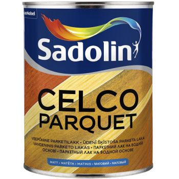 Põrandalakk Sadolin Celco Parquet 1L, matt