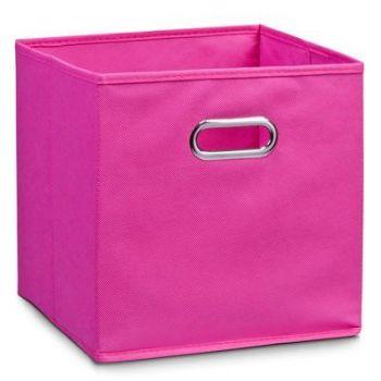 Kast kokkupandav 32x32x32cm roosa