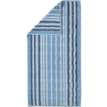 Froteerätik Cawö Noblesse Lines 30x50cm sinine