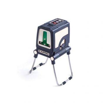 Laserlood rist Kapro 872 PROLASER PLUS rohelise kiirega