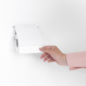 WC-paberihoidja Brabantia valge 8710755414565