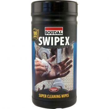 Puhastuslapid Soudal Swipex 80 XXL