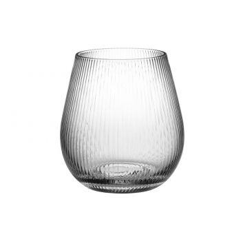 Lillevaas Passion klaasist 15,5cm hall