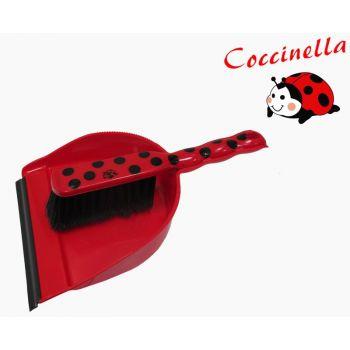 Käsihari+kühvel Coccinella 8000798359337