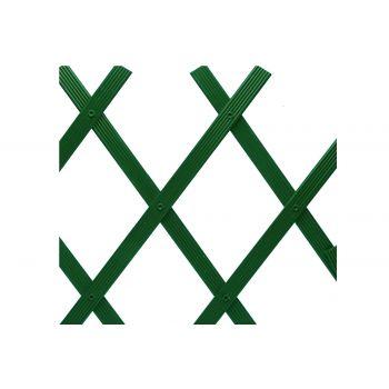 Taimetugi 100x230cm roheline lõõts, plastikust