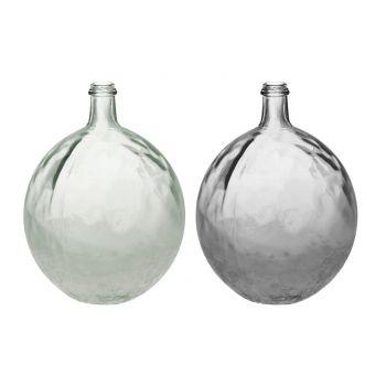 Lillevaas klaasist 37cm hall 6410413231443