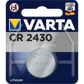 Patarei Varta CR2430 liitium  4008496276929