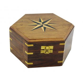 Karp puidust 18,5x16,5x8,5cm 38306
