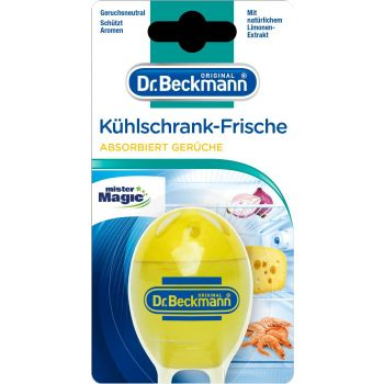 Külmkapivärskendi Dr.Beckmann Mr.Magic Lemon 40g 4008455048314