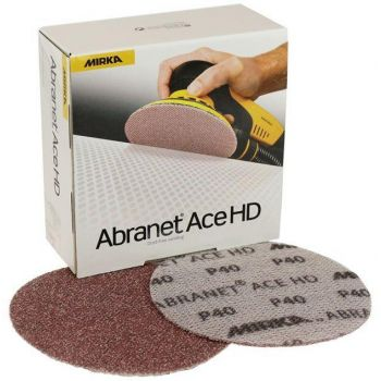 Lihvvõrk Abranet HD 125mm P40 5pk
