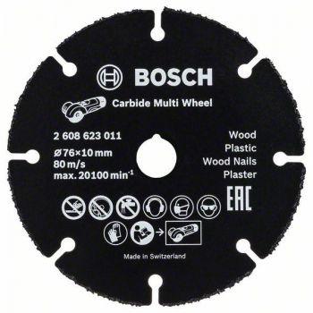 Lõikeketas Bosch GWS 76x10x1mm