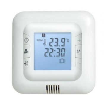 Põrandakütte termostaat Heber HT110 digitaalne HT110 Küttekaablid 4743157011906