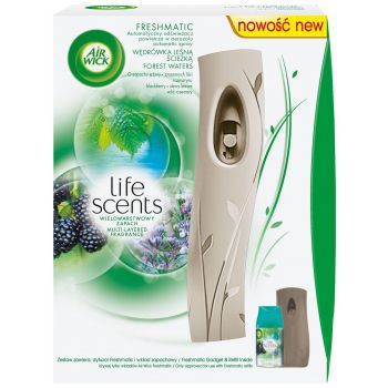 AIR WICK Freshmatic Forest Waters komplekt 5900627052220