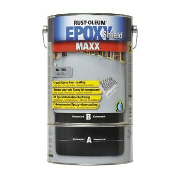 Põrandavärv Epoxy shield 3,55L 8715743003905