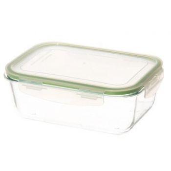 Toidukarp klaasist Maku 1700 ml