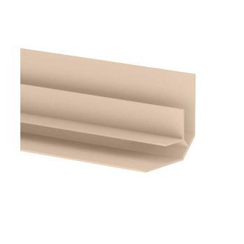 Seinapaneeli liist B5 sisenurk mocca 2,7m 5905952244449
